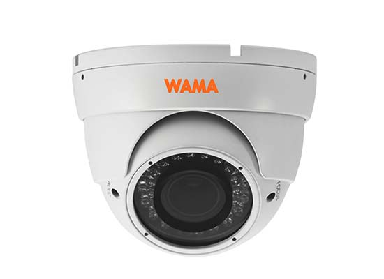 AS2-D34W 2MP Eyeball Dome AHD Camera