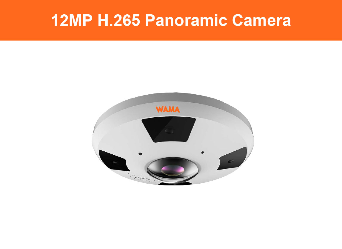 12MP Panoramic Camera