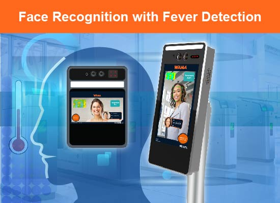 WAMA Face Recognition Terminals