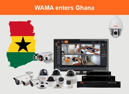 WAMA enters Ghana