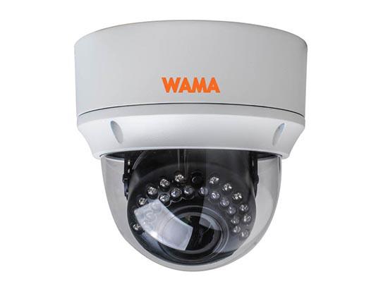 NM2-V54W 2MP Vandal Resistant Dome IP Camera