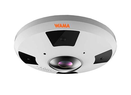NS12-F22W 12MP 360 Degrees Fisheye IP Camera