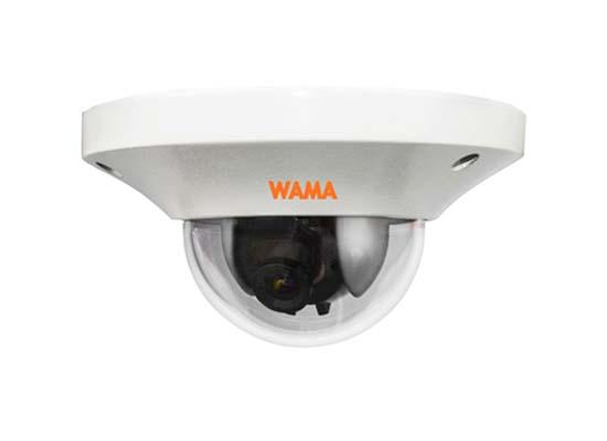 NS2-52S 2MP Mini Dome IP Camera
