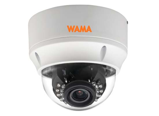 NS2-V34W 2MP Vandal Resistant Dome IP Camera