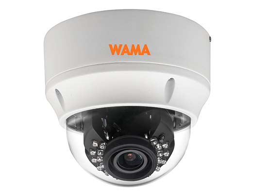 NV2-V36W 2MP Starlight Vandal Resistant Dome IP Camera