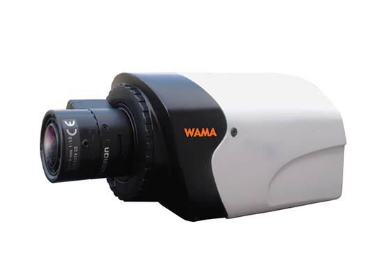 NV2-E200 50/60fps H.265 2MP Box IP Camera