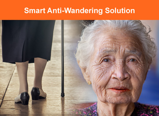 Smart Anti-wandering Solution